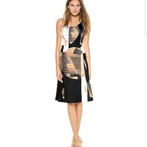 NWT Clover Canyon Metal Orbs Sleeveless Dress XS